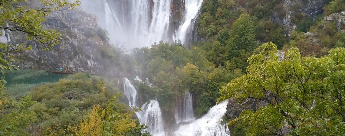 プリトヴィツェ湖群国立公園の行き方